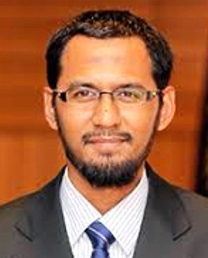 Mr. Adli Wahid
