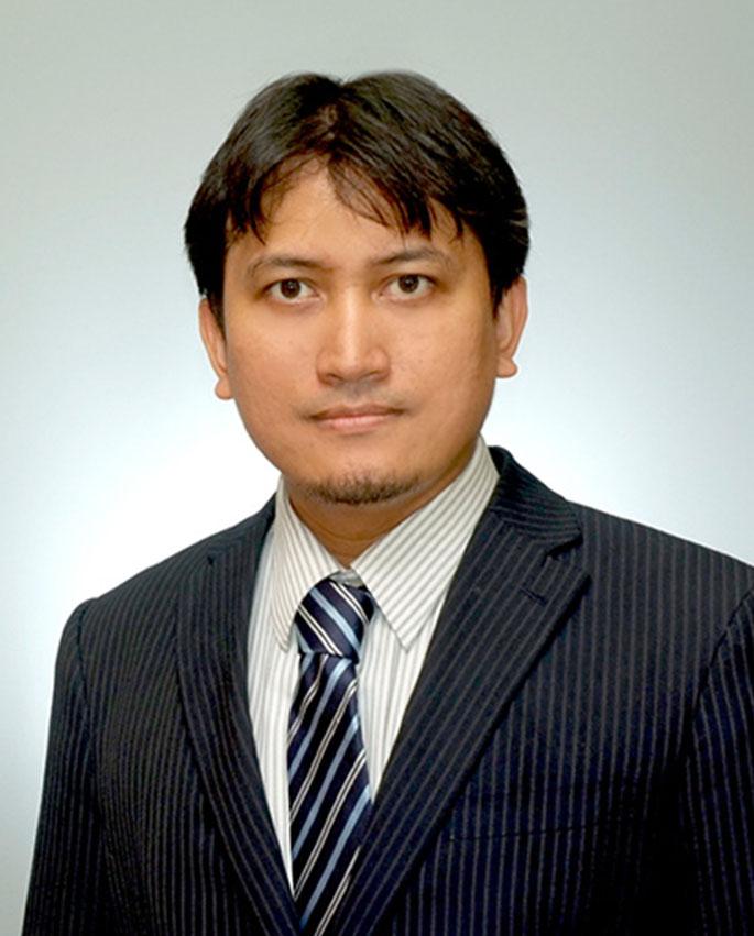 Mr. Muhammad Arifin Ritonga