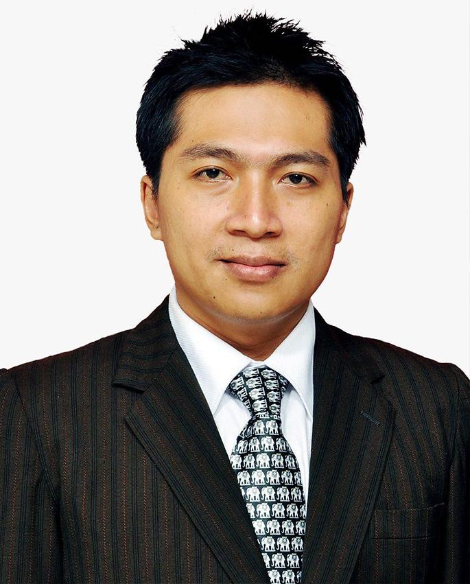 Mr. I Putu Agus Eka P