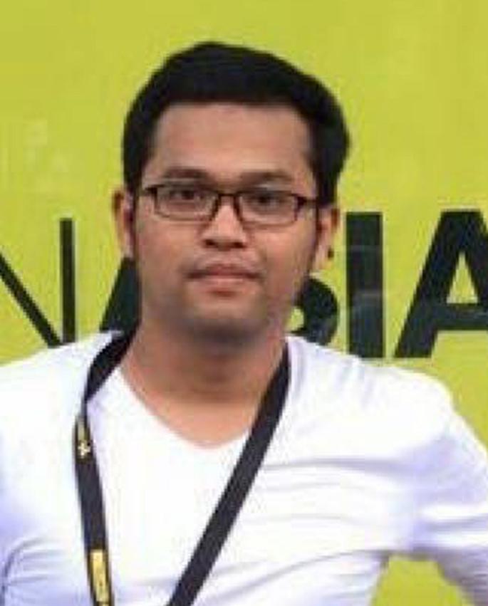 Mr. Aizza Jundana