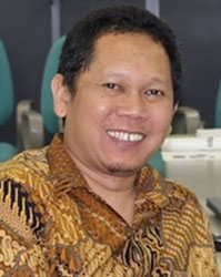 Mr. Bisyron Wahyudi