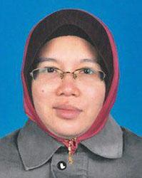 Ms. Kilausuria Binti Abdullah