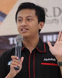 Mr. Abdullah